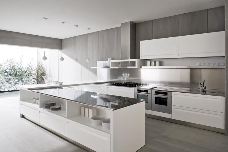 Cucine Moderne Grandi.Cucina Treviso Ged Arredamento Cucine Moderne Ernestomeda