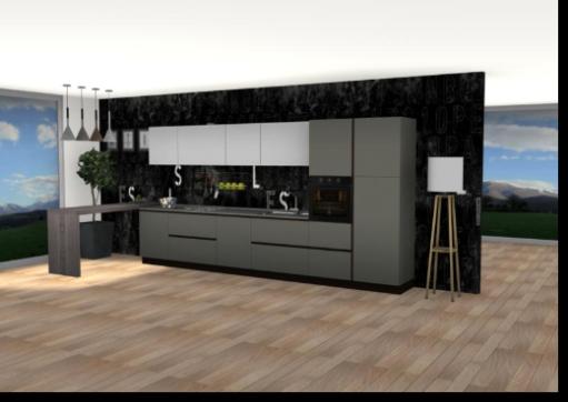Progetto arredo arredamento cucine moderne ernestomeda