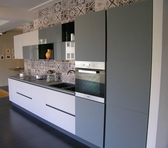 la nuova cucina Stosa Aliant vetro - cucine ernestomeda e camerette ...