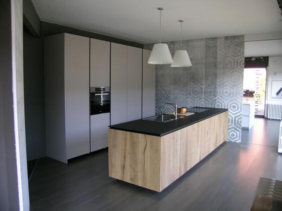 cucina ernestomeda in rovere quercus