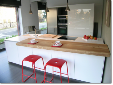 Cucina ernestomeda icon arredamento cucine moderne for Mauri arredamenti