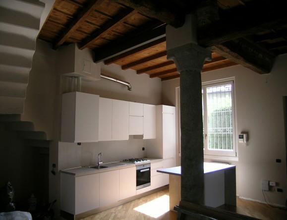 Cucina arredo 3 Wega laccato bianco - cucine ernestomeda e camerette ...